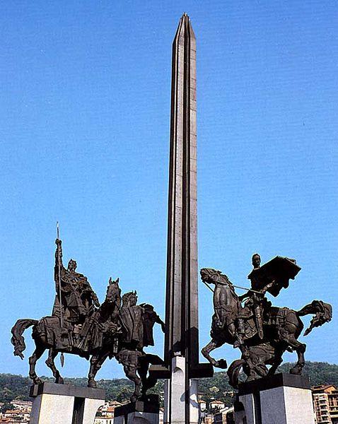 Съвременен паметник на Асеневци