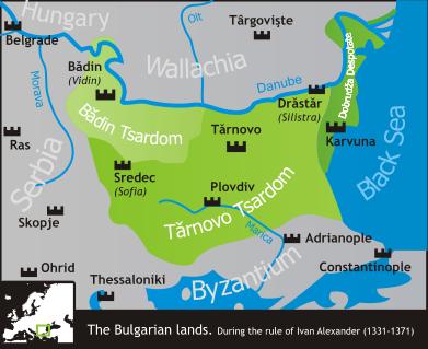 България при Иван Александър