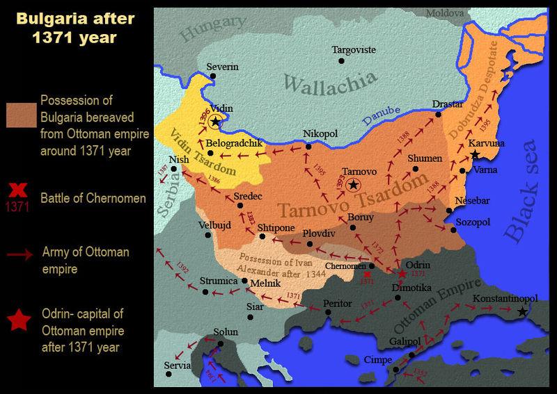 България при цар Иван Шишман