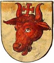 Герб на цар Георги Тертер I