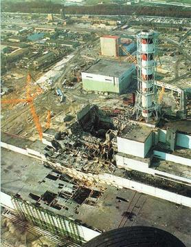Аварията в Чернобил