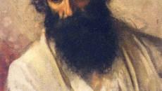 Владимир Димитров - майстора портрет на Иван Мърквичка