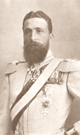 Портрет на Александър I