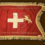 Знамето на български доброволци в Кримската война